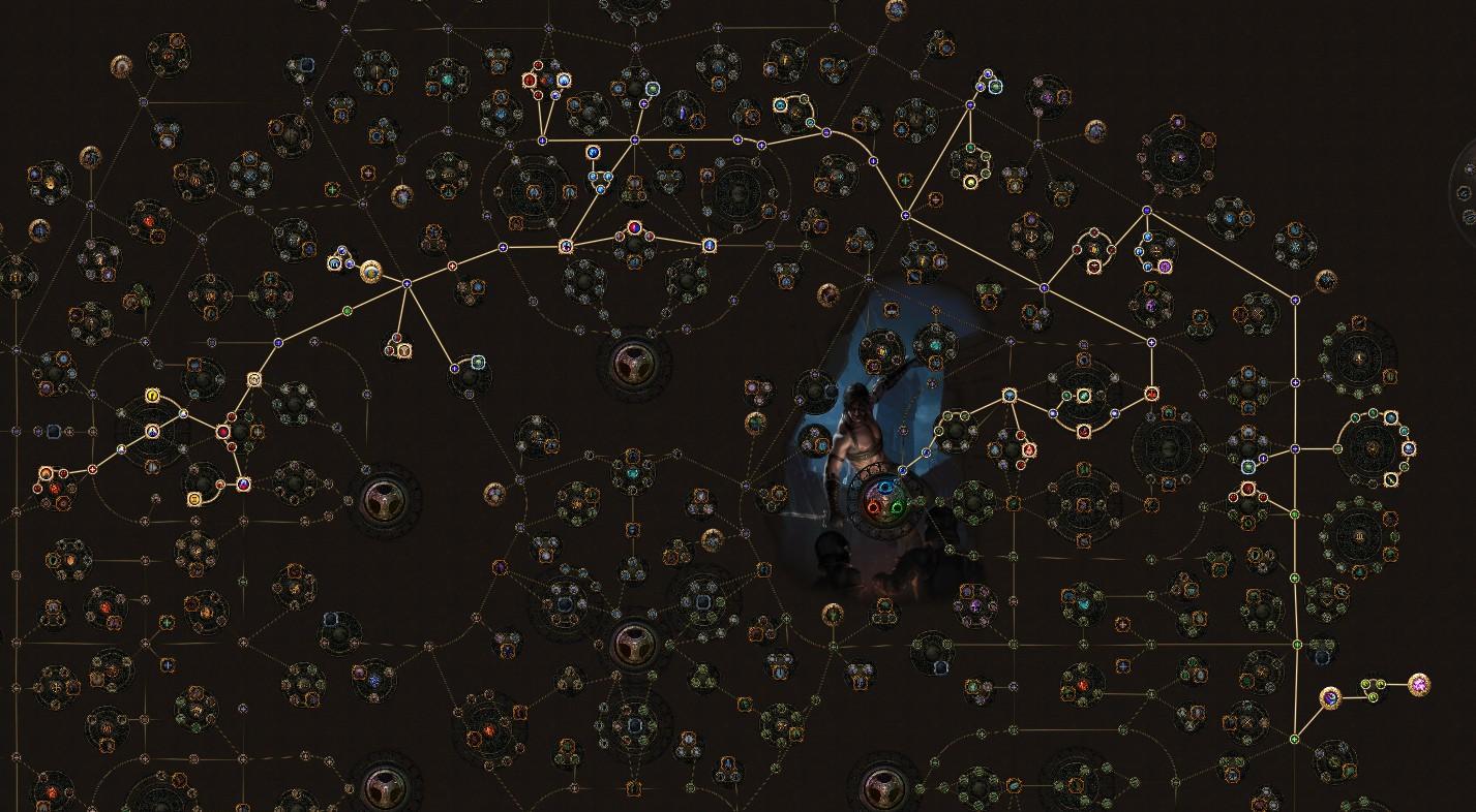 Shadow] PoE 3 8 Ice Spear Mines Saboteur Beginner Build (PC